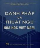 Ebook Danh pháp và thuật ngữ hóa học Việt Nam: Phần 1