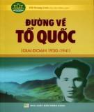 Ebook Đường về tổ quốc (Giai đoạn 1930-1941): Phần 1 - Đỗ Hoàng Linh