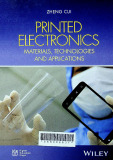 Printed electronics : materials, technologies and applications