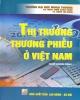 Ebook Thị trường thương phiếu ở Việt Nam: Phần 1