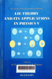 Lie theory and its applications in physics V: Proceedings of fifth international workshop