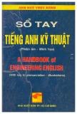 Ebook Sổ tay Tiếng Anh (Phiên âm – Minh họa)
