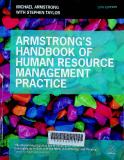 Armstrong's handbook of humab resource management practice