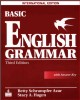 Ebook Basic English grammar (Third Edition)