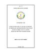 LÊ THỊ TRÚC ANH. ĐÁNH GIÁ NHẬN THỨC CỦA BÀ MẸ VỀ CHĂM SÓC,  XỬ TRÍ BAN ĐẦU CHO TRẺ EM DƯỚI 5 TUỔI CO GIẬT  DO SỐT TẠI KHOA CẤP CỨU - SƠ SINH  BỆNH VIỆN NHI TỈNH NAM ĐỊNH NĂM 2020