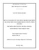 Luận văn Thạc sĩ Quản lý Giáo dục: Quản lý giáo dục kỹ năng sống cho học sinh thông qua hoạt động trải nghiệm trong chương trình giáo dục phổ thông mới ở trường Tiểu học Suối Hoa, TP. Bắc Ninh, tỉnh Bắc Ninh(KLV02387)