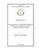 PHÙNG THỊ HẰNG. KHẢO SÁT KIẾN THỨC, THÁI ĐỘ PHÒNG CHỐNG DỊCH  COVID-19 CỦA NGƯỜI DÂN XÃ NAM PHONG  THÀNH PHỐ NAM ĐỊNH NĂM 2020