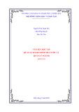 Tài liệu học tập Quản lý hành chính nhà nước và quản lý ngành