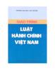 Giáo trình luật hành chính Việt Nam