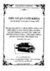 QUẢN LÝ HOẠT ĐỘNG NÂNG CAO HIỂU BIẾT VÀ BẢO TỒN LỂ HỘI VĂN HÓA TRUYỀN THỐNG CÁC DÂN  TỘC THIỂU SỐ TRƯỜNG PTDTNT THCS-THPT