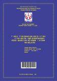 Tổng hợp và đánh giá các đặc tính xúc tác giả Enzyme Horseradish  Peroxidase của hệ Hemin biến tính bằng Gelatin