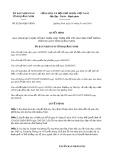 Quyết định số 02/2019/QĐ-UBND tỉnh QuảngNinh