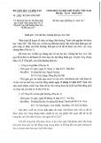 Công văn số 5095/BGDĐT-KHCNMT
