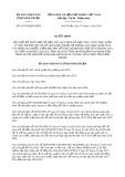 Quyết định số 16/2019/QĐ-UBND tỉnh NinhThuận