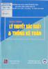 Lý thuyết Xác suất và Thống kê Toán