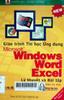 Giáo trình tin học ứng dụng - Tập 1: Microsoft Windows - Internet - Fax - Email: Lý thuyết và bài tập