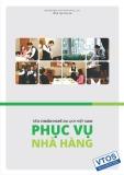 Phục vụ nhà hàng – Tiêu chuẩn nghề du lịch Việt Nam