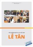 Lễ tân - Tiêu chuẩn nghề du lịch Việt Nam