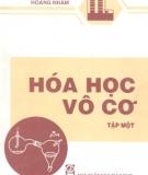 Ebook Hóa học vô cơ: Tập 1 - Hoàng Nhâm