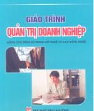 Giáo trình Quản trị doanh nghiệp - NXB Lao Động