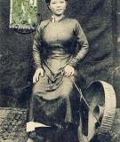 Chân dung người phụ nữ Việt Nam qua tà áo dài và chiếc nón lá - Lý Lạc Long