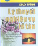 Giáo trình Lý thuyết nghiệp vụ lễ tân - Nhà xuất bản Hà Nội