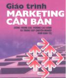 Giáo trình Marketing căn bản - NXB Giáo dục