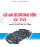 Ebook Cấu tạo và sửa chữa thông thường ôtô - NXB Lao động - Xã hội
