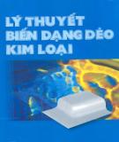 Ebook Lý thuyết biến dạng dẻo kim loại - NXB Giáo dục