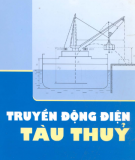 Ebook Truyền động điện tàu thủy - Lưu Đình Hiếu