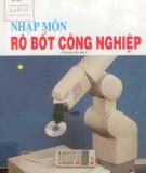 Ebook Nhập môn Rô bốt công nghiệp - TS. Lê Hoài Quốc, KS. Chung Tấn Lâm