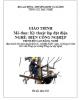 Giáo trình Kỹ thuật lắp đặt điện - Nghề: Điện công nghiệp - Trình độ: Cao đẳng nghề (Tổng cục Dạy nghề)