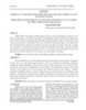 Nghiên cứu giải pháp tiết kiệm điện cho Máy thép Tuấn Tú, tỉnh Bình Dương