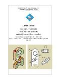 Giáo trình Vẽ kỹ thuật - Nghề: Cắt gọt kim loại