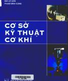 Ebook Giáo trình Cơ sở kỹ thuật cơ khí - Đỗ Xuân Đinh (Chủ Biên)