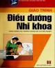 Giáo trình Điều dưỡng nhi khoa: Phần 1
