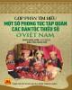 Ebook Góp phần tìm hiểu một số phong tục tập quán các dân tộc thiểu số ở Việt Nam