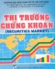 Ebook Thị trường chứng khoán: Phần 1