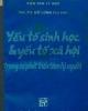 Ebook Yếu tố sinh học và yếu tố xã hội trong sự phát triển tâm lý người: Phần 1