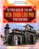 Ebook Di tích lịch sử - văn hóa đền chùa Lựu Phố tỉnh Nam Định: Phần 1