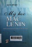 Mỹ học Mác - Lênin: Dùng cho hệ sau đại học ngành văn hóa nghệ thuật