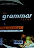 The grammar files - English usage : Pre-intermediate (CEF Level A2)