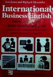 Tiếng Anh trong kinh doanh Quốc tế = Internationl Business English