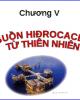 Bài giảng Hóa học hữu cơ - Chương 5: Nguồn Hiđrocacbon từ thiên nhiên