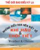 Ebook Những điều bạn nên biết về khí hậu và thời tiết