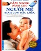 Ebook Cẩm nang dành cho người mẹ sinh con đầu lòng: Phần 2