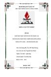 Khóa luận tốt nghiệp: Giải pháp hạn chế rủi ro tín dụng tại Ngân hàng TMCP Phát triển Nhà Đồng Bằng sông Cửu Long - Chi nhánh Hà Nội