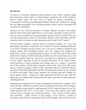 Graduate thesis: Solutions to promote export of garments of X20 Joint Stock Company to the European market under the implementation of the Vietnam-European Union Free Trade Agreement (EV-FTA)