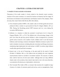 Gradute thesis: Recommendations for investment