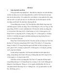 Khóa luận tốt nghiệp: Giải pháp thúc đẩy xuất khẩu mặt hàng nguyên vật liệu xây dựng của Công ty cổ phần phát triển Quốc tế Thăng Long sang thị trường Campuchia
